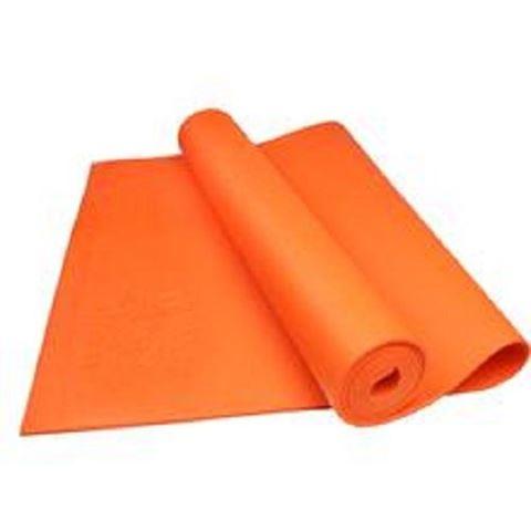 Ryder Hub Phoenix Fitness Yoga Exercise Mat - Orange