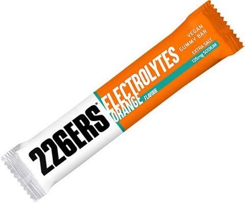 226ERS Electrolytes Vegan Gummy Bar 125mg Orange, 30gr