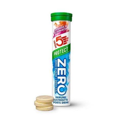 High5 ηλεκτρολύτες Zero Protect Orange&Echinacea 20 tabs