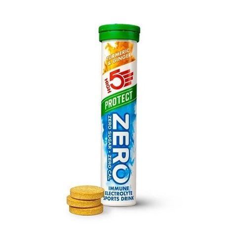High5 ηλεκτρολύτες Zero Protect Turmeric & Ginger 20 tabs