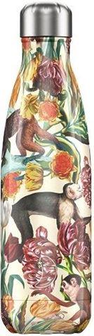Chillys Tropical Monkey Παγούρι από Ανοξείδωτο Ατσάλι 500ml