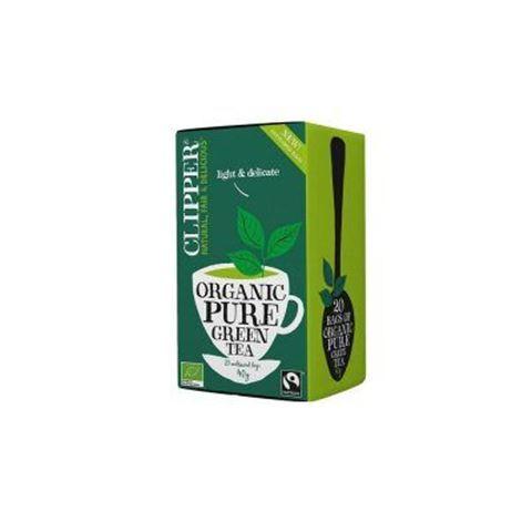 Clipper Πράσινο Τσάι 20 bags 40gr