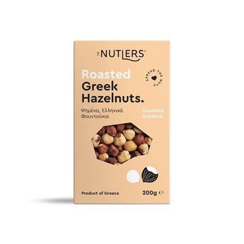 The Nutlers - Ψημμένα Φουντούκια 200gr