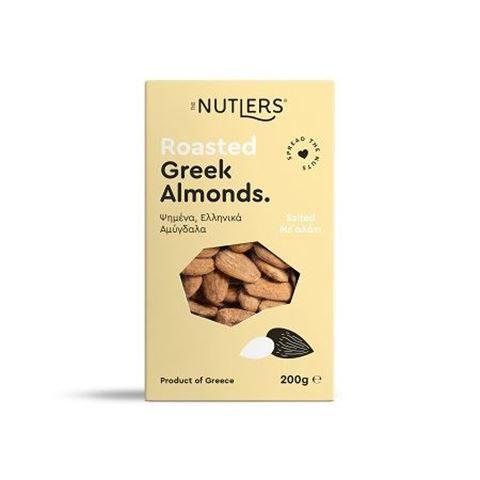 The Nutlers - Αμύγδαλο Ψημένο με Αλάτι 200gr