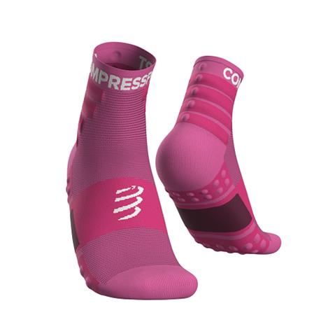 CompresSport 2-Pack, Τ3 / 42-44, Ροζ