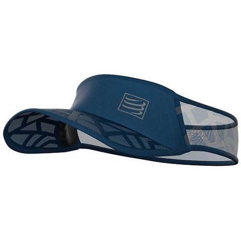 CompresSport UltraLight Spider Visor, Blue