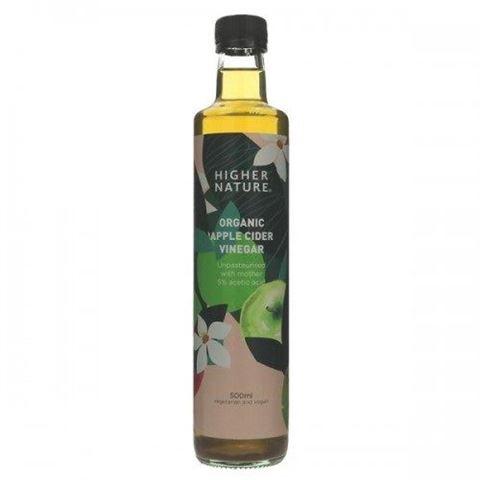 Higher Nature Apple Cider Vinegar 500ml