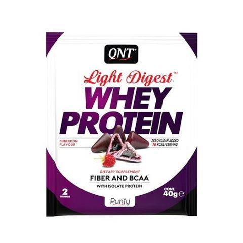 QNT Light Digest Whey Protein Cuberdon, 40gr