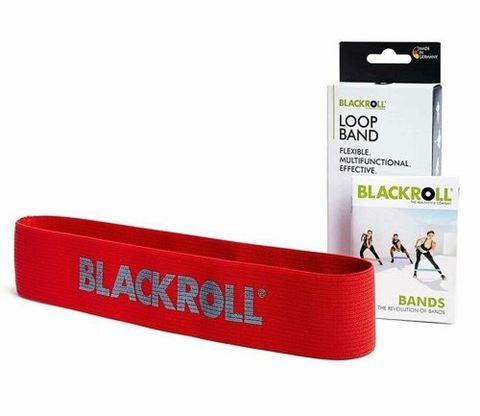 Blackroll Loop Band 32cm Κόκκινο – μαλακό