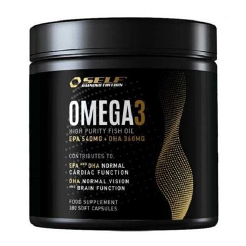 Self Omninutrition Omega 3 Fish Oil, 280 κάψουλες