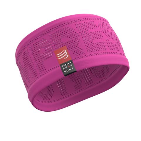 CompresSport Νέο HeadBand, Fluo Pink