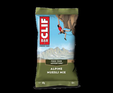 Clif Bar Alpine Muesli Mix 68gr