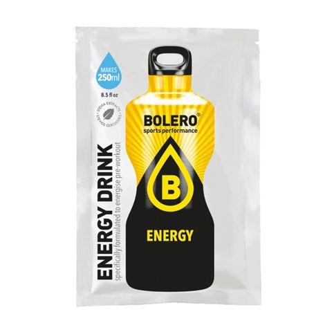 BOLERO Ενεργειακό Ρόφημα σε σκόνη για 0,25L. (12 τεμ. x 7 gr) Energy