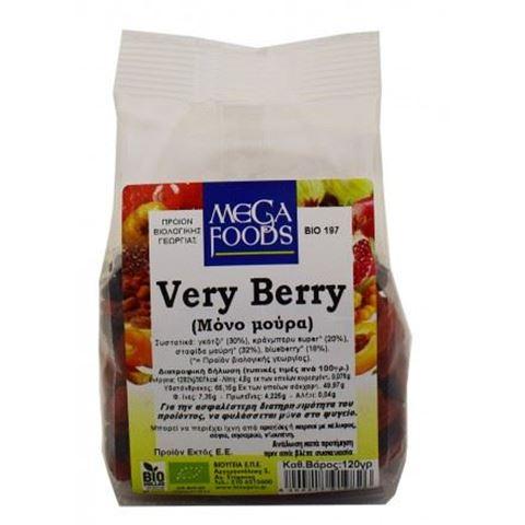 Όλα Βίο Μείγμα Καρπών Very Berry BIO 120gr