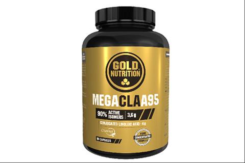 Gold Nutrition Mega CLA A95, 90caps