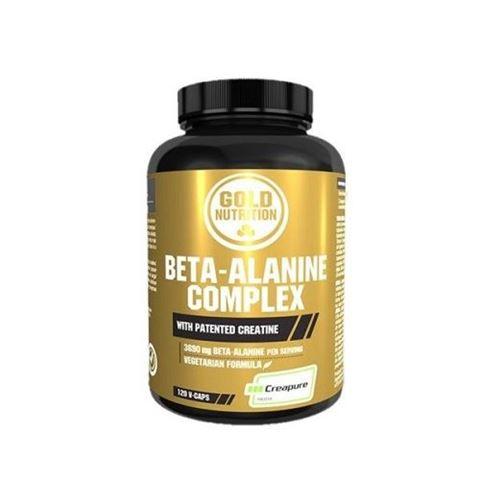 Gold Nutrition Beta-Alanine Complex, 120 v-caps
