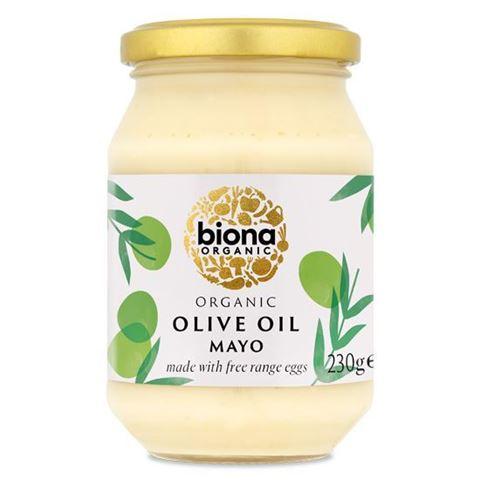 Biona Μαγιονέζα με 40% Ελαιόλαδο & Αυγά ελευθέρας βοσκής 230ml