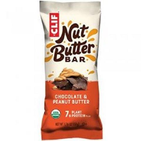 Clif Bar Nut Butter Filled Chocolate & Peanut Butter 50gr