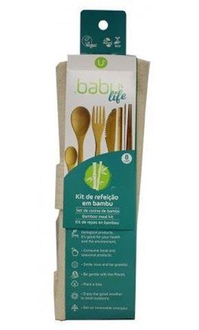 Babu Kit Γεύματος Πλήρες Σετ Φαγητού από Μπαμπού