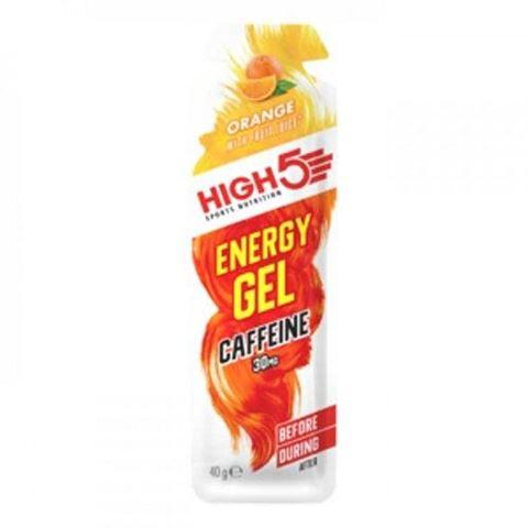 High5 Energy Gel Caffeine Orange 40g