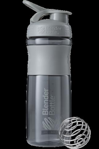 BlenderBottle Sportmixer Flip Γκρι Ανοιχτό Pebble 820ml