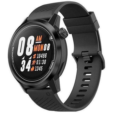 COROS APEX Premium Multisport Watch - 46mm Black