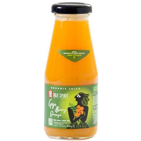 Goji Spirit Φυσικός Χυμός Γκότζι & Πορτοκάλι 200ml