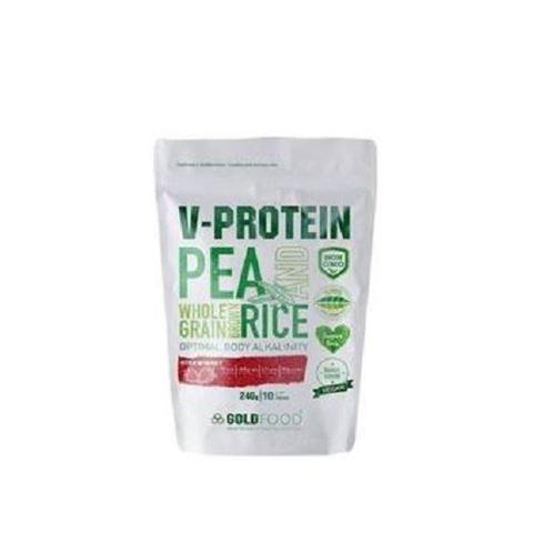 Gold Nutrition V-Protein Strawberry 240g