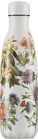 Chillys Botanical-Garden Παγούρι από Ανοξείδωτο Ατσάλι 500ml