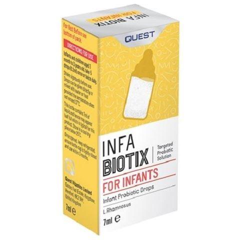 Quest Infabiotix Drops 5ml, 1 μηνός έως 3 ετών.