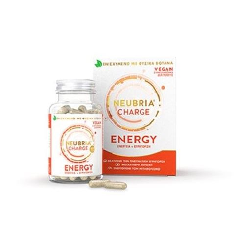 NEUBRIA CHARGE - Energy, 60tabs