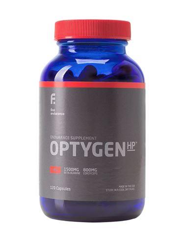 First Endurance Optygen-HP (endurance, performance & VO2 maximizer, lactic acid reducer) - 120 Κάψουλες