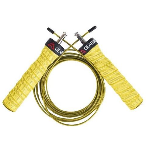 GEAR UP Colour Jump Rope Κίτρινο