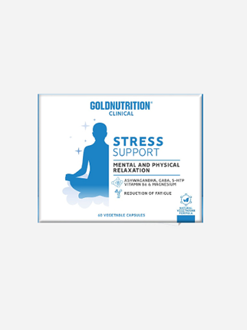 Gold Nutrition Stress Support, 60 caps