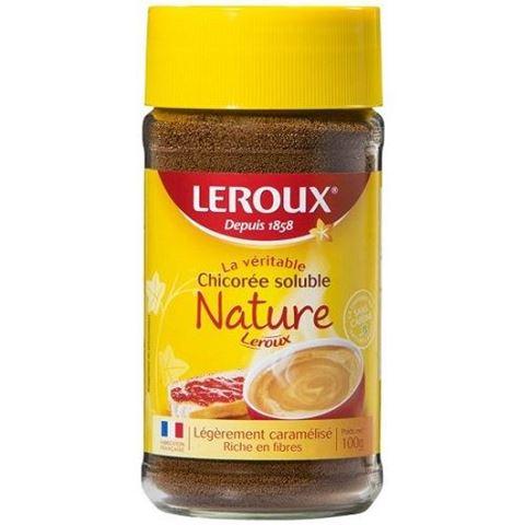 Leroux Στιγμιαίος Οργανικός Καφές Ραδικιού 100g