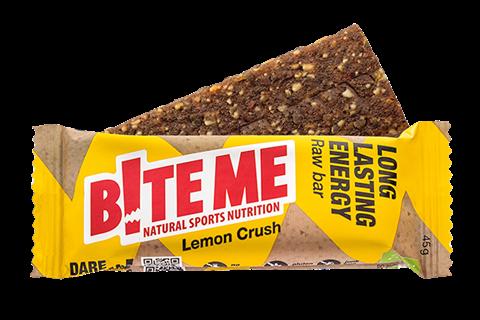Bite Me Lemon crush raw bar 45gr