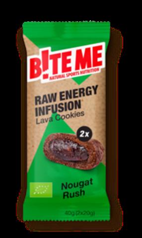 Bite Me Lava Cookies Nougat Rush 40gr