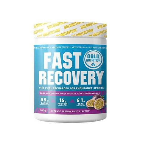 Gold Nutrition Fast Recovery Φρούτα του Πάθους - 600 gr