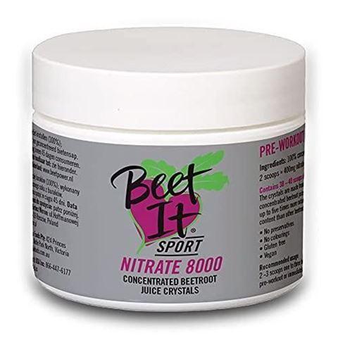 Beet It Sport Nitrate 8000 Συμπυκνωμένος Χυμός Παντζαριού σε κρυσταλλική μορφή, 210gr